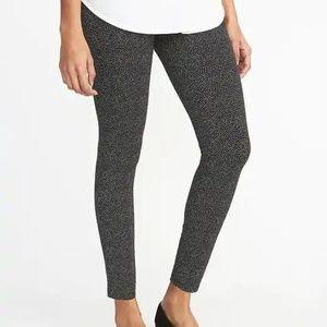 Old Navy Jersey Elastic-Waist Leggings for Women